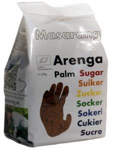 Als suiker in vlees gebruiken we Arenga palmsuiker