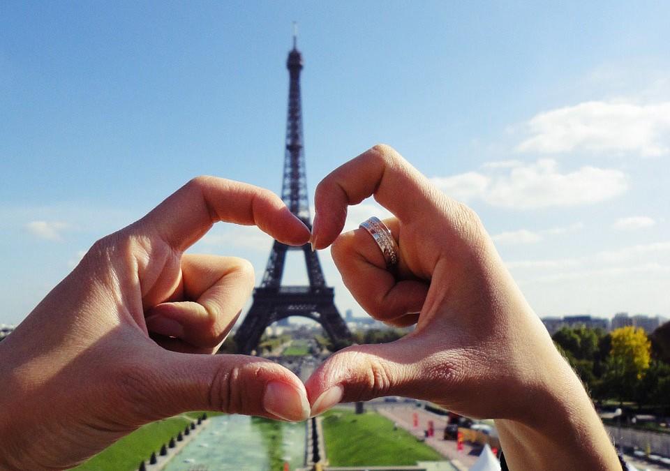 Paris, c'est l'amour