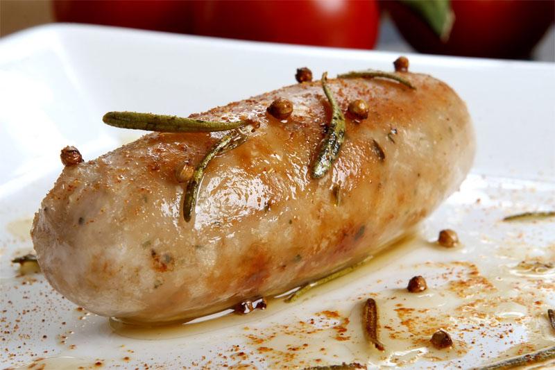 Salsicce di agnello piccanti (pittige lamsworstjes)