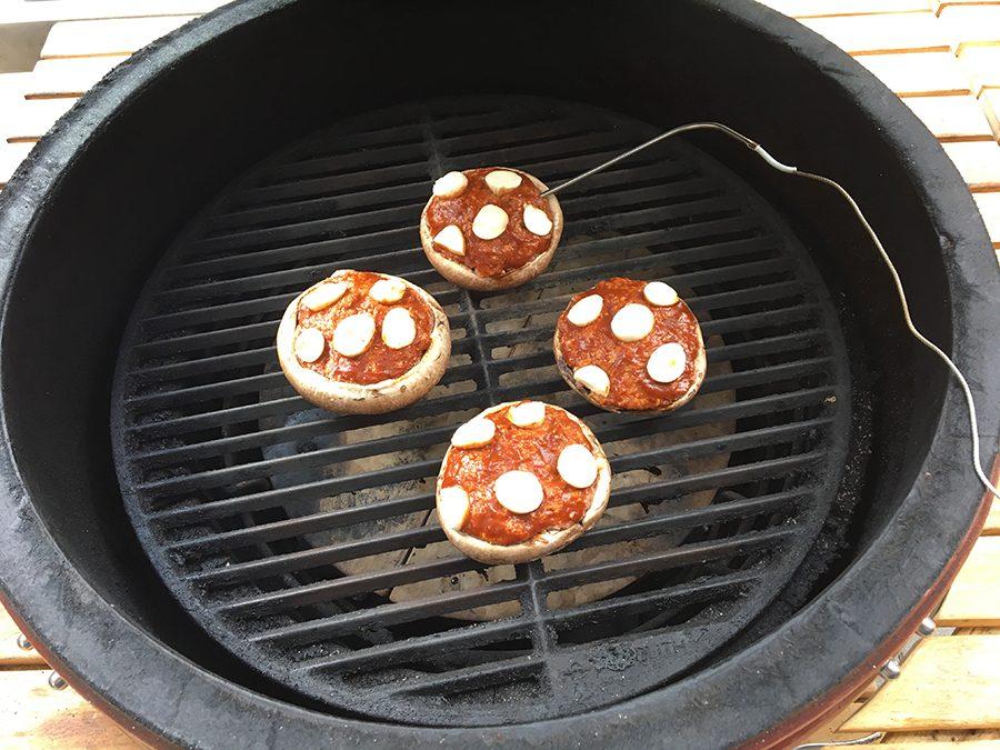 Portobello – barbecuerecept voor in de herfst